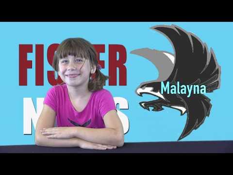 School News Update - Fisher News, Episode 10 06.07.17