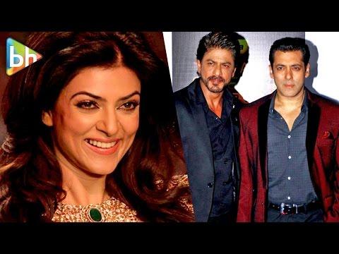 Sushmita Sen   Full Interview   Sana-Adel Wedding   Shah Rukh Khan   Salman Khan