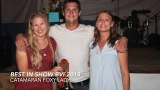 Catamaran Foxy Lady Award winning Crewed Yacht Charter Vacations   HD 1080p