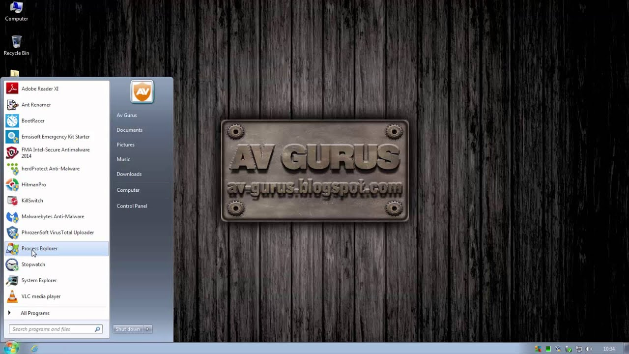 AVG AntiVirus Free 2015 - Part 1 (Installation & First Look)