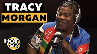 Tracy Morgan On Bugatti Accident, New Comedians, 30 Rock & The Knicks