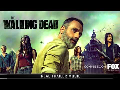 The Walking Dead - Season 9 Comic-Con Trailer Music   Future Royalty - Take What's Mine
