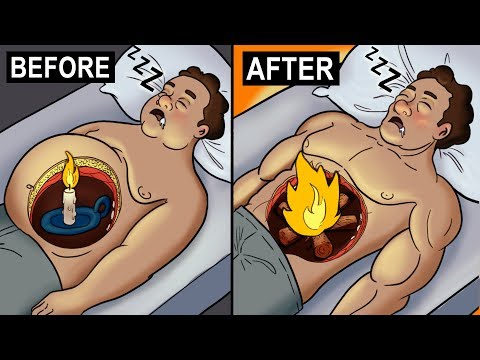 7 Ways to Burn More Fat While Sleeping (Science-Based)