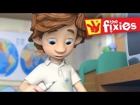 Thumbnail: The Fixies ★ The Stain Plus More Full Episodes ★ Fixies English | Cartoon For Kids