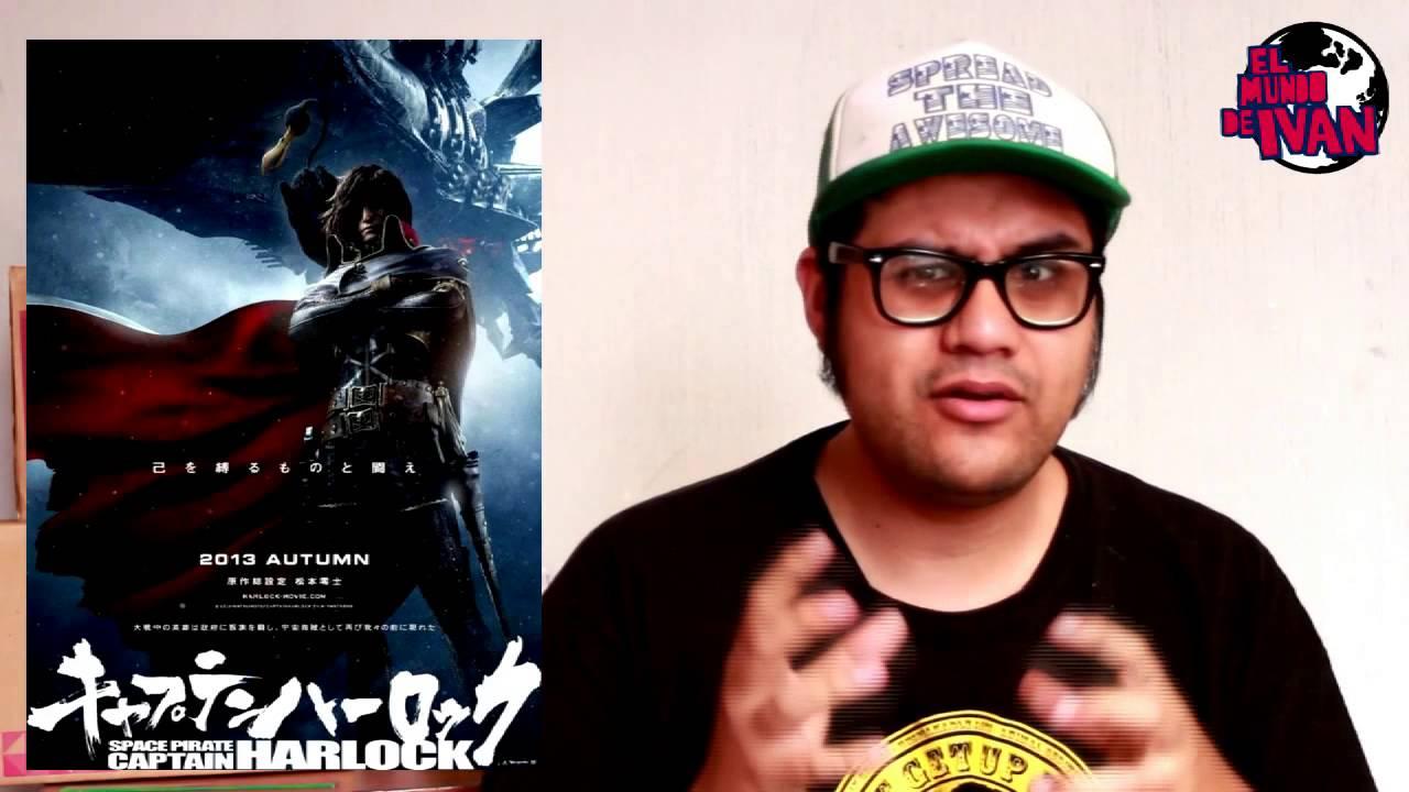 Space Pirate Captain Harlock 2013 Emdi Cine Critica Geek