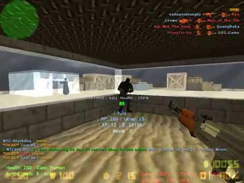 [NTC] Zombie sever việt nam(Counter Strike 1.6)