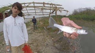 สร้างที่พักริมน้ำหาปลามาก้อยกินแซบ!!ขนาด thumbnail