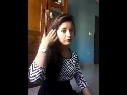 Hidden talent of Nepalese girl #respect