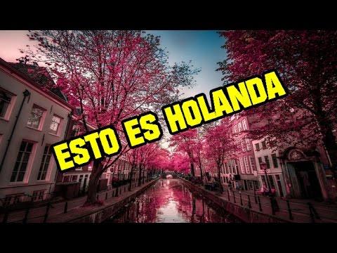 Paquete turístico y viaje a Holanda
