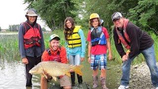 Académie de pêche du Lac Saint Pierre - Teaser