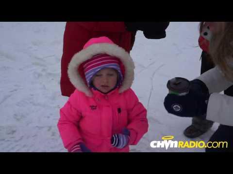 Skating Trails Open in Winnipeg