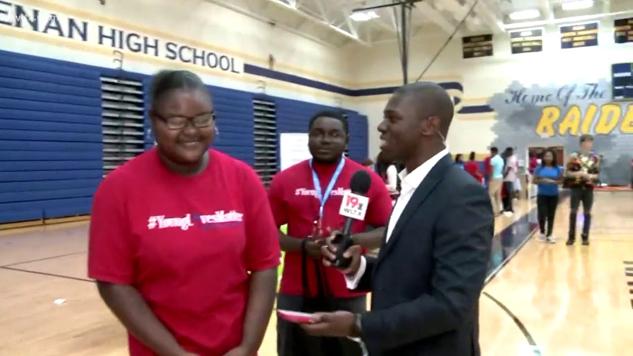 Columbia Urban League Hosts STEM Expo
