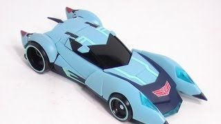 Blurr   Transformers Animated deluxe class review