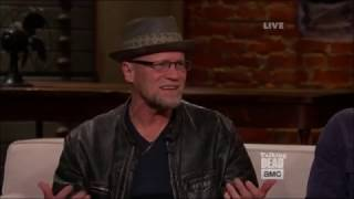 Talking Dead - Michael Rooker on Morgan