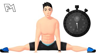 Seitspagat In 8 Minuten - Trainingsprogramm