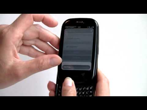 AT&T Palm Pre Plus Video Review