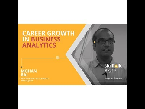 What Is Business Analytics?| Career Growth In Business Analytics| Introduction To Business Analytics