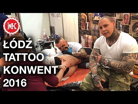 Łódź Tattoo Konwent 2016 by Projekt INK
