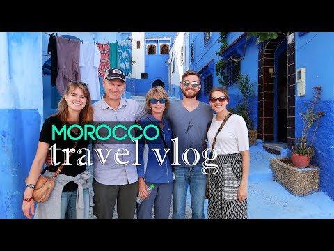 EPIC MOROCCO TRAVEL VLOG | CHEFCHAOUEN, MEKNES, FEZ & CASABLANCA