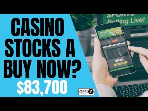 Top Online Gambling Stocks In 2021! MASSIVE Future Market Growth!