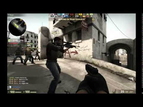 CS:GO - A Clusterfuck of Ignorance, Racism, and AIDS. (the best kind)