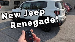 What's new with the 2018 Jeep Renegade Latitude - 2015 Owner Review