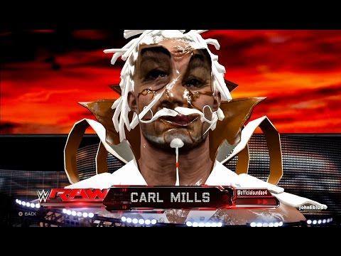 "nL Live - WWE 2k17 MyCareer: ""Stick E. Sundae"" Carl Mills [PART TWO]"