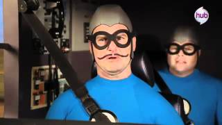 Weird Al Yankovic Aquabats Super Show Trailer