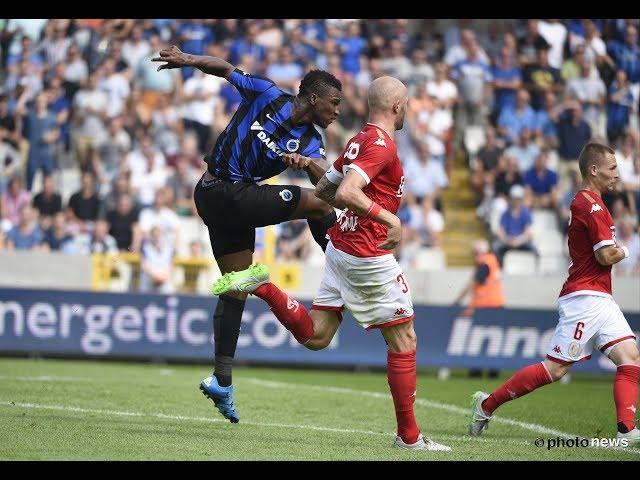 2015-2016 - Club Brugge - Standard - GOAL Obbi Oulare