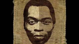 all tracks fela kuti