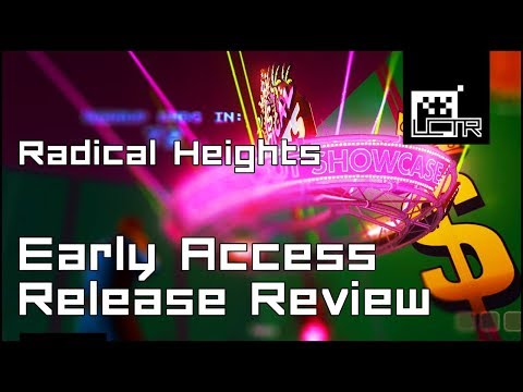 Radical Heights: Early Access Release Review Gameplay