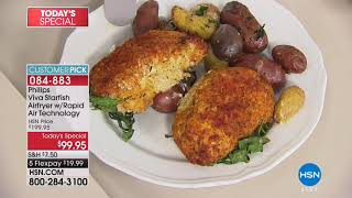 HSN | Quick & Easy Cooking featuring Philips 08.21.2018 - 04 AM