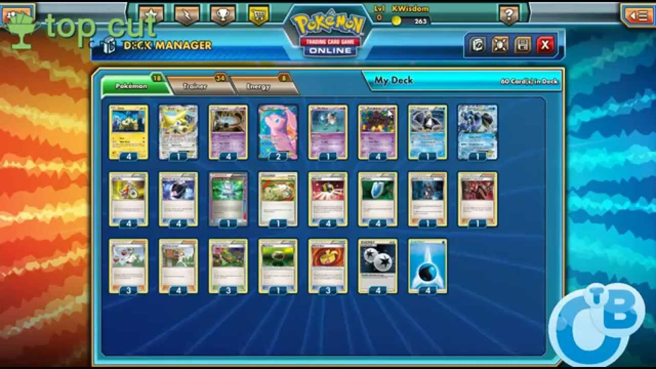 Pokémon TCG Online - Night March Deck! - YouTube