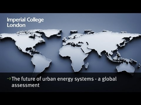 The future of urban energy systems - a global assessment