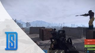 Rust - Downing Helicopters/M249/Rocket Launcher Fight