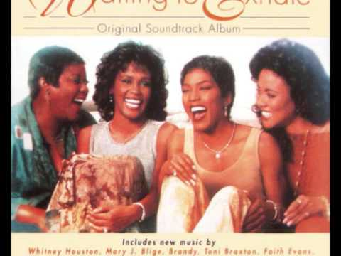Whitney Houston - Why Does It Hurt So Bad (Waiting To Exhale Soundtrack)