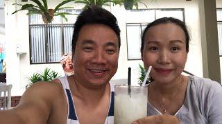 [Trưc tiếp] Cà phê cuối tuần yaourt đá mix khô bò sấy Vũng Tàu | cuộc sống sài gòn