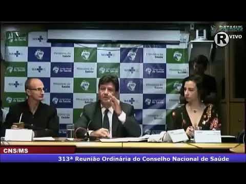 Ministro da Saúde denuncia tráfico de drogas em aviões do SUS