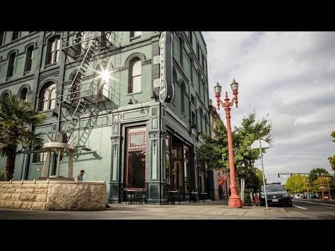 Top10 Recommended Hotels In Portland, Oregon, USA