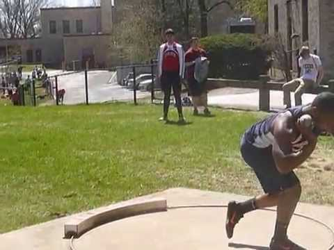 Tim Faranda, 2014 outdoor throwing season