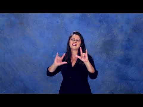 O Holy Night in ASL & CC by Rock Church Deaf Ministry