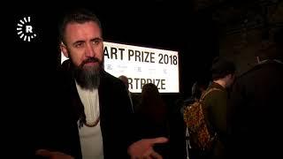 London art exhibition features Kurdish judge, finalist