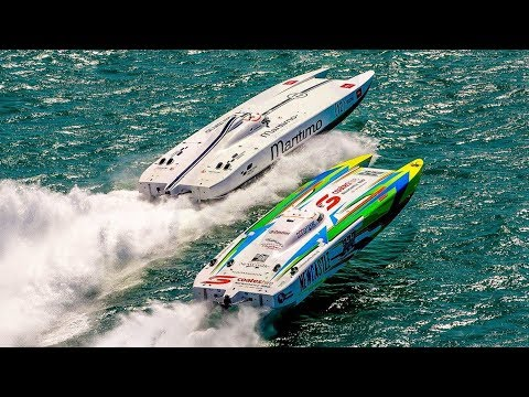Offshore Superboats Rnd 1 Bowen QLD - April 29, 2018