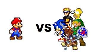 Mario vs. Everybody Episode #2