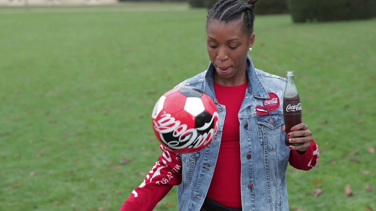 Team Coca-Cola Unveiled Ahead of FIFA Women's World Cup