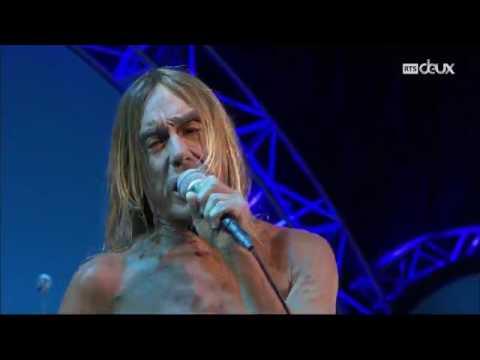 Iggy Pop - Baloise festival 2015   Video