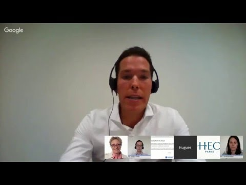 Live session, Tuesday May 3rd - MOOC HEC Paris and AXA Investment Managers