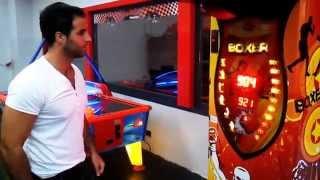 Boxing Machine Contest