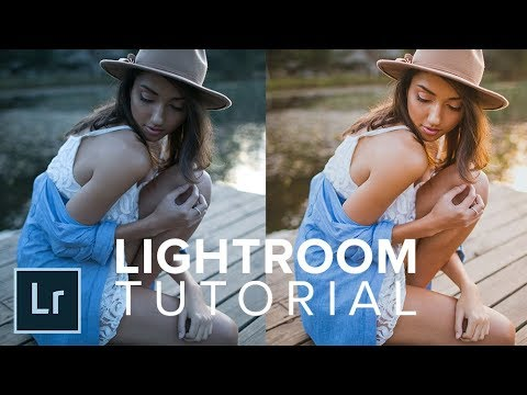 Bringing Back COLOUR To A DULL Photo - Easy Beginner Lightroom Tutorial