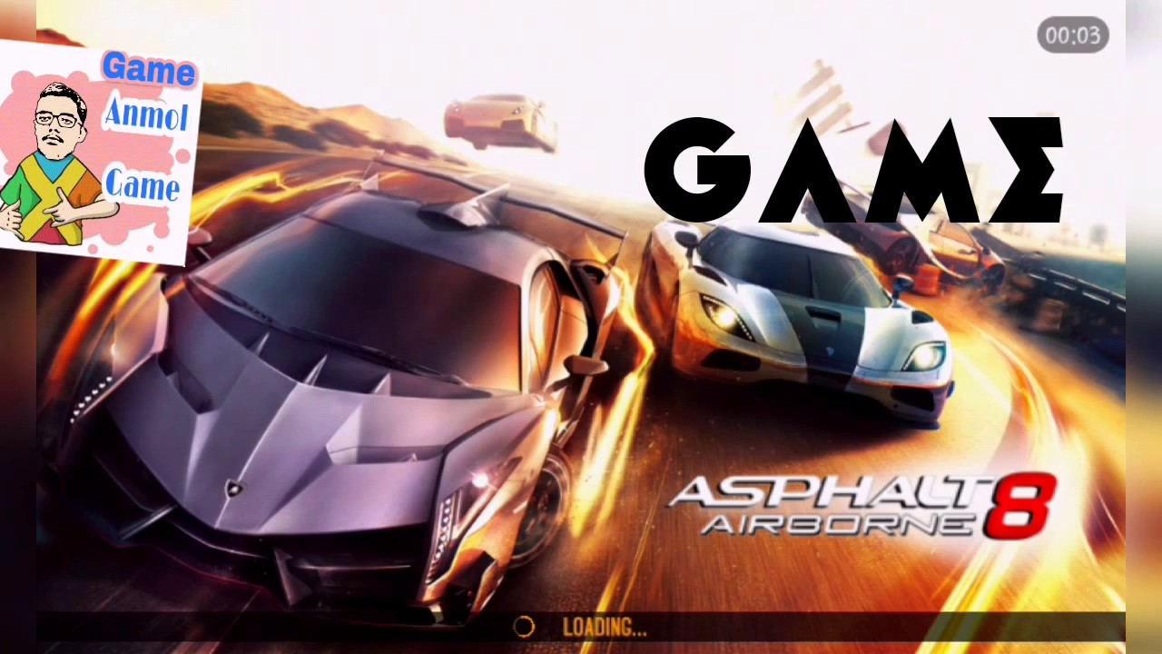 Asphalt 8: Airborne  || paying Android  games || the Ending ||